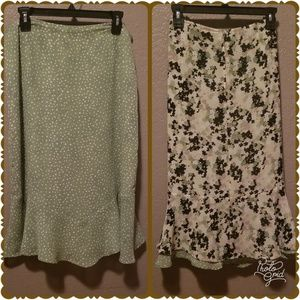 GREAT Reversible skirt sz 12
